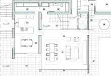 Plano arquitectónico